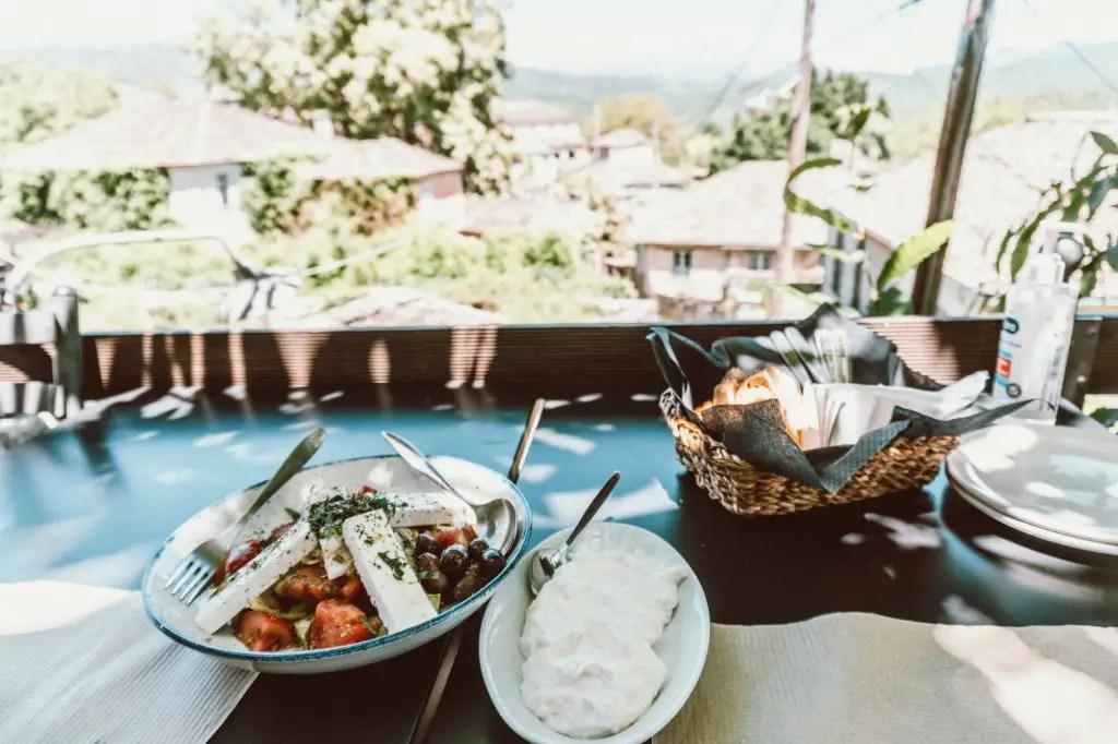 Lithos Taverna Dilofo Greece