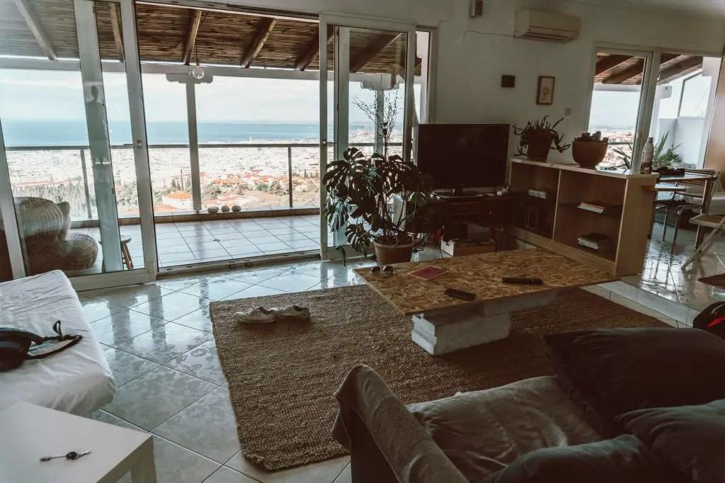 Thessaloniki best airbnb
