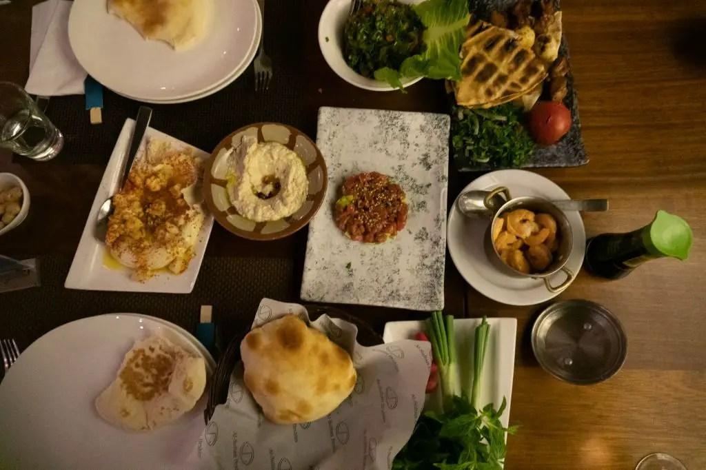 Lebanese Food Lebanon