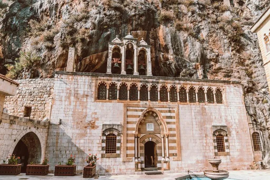 Big Church in Qadisha Valley