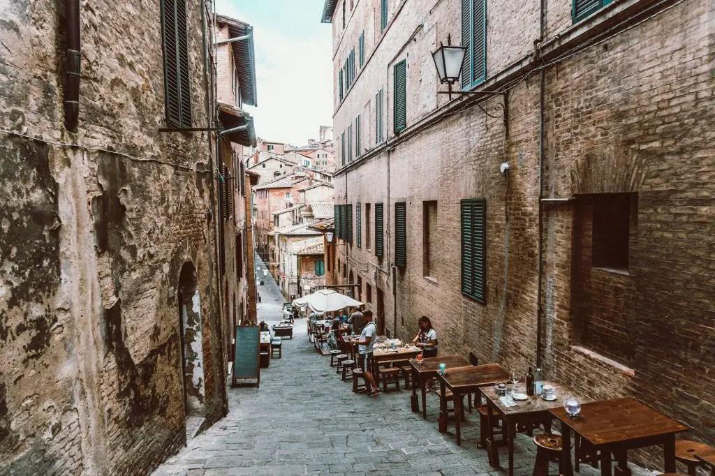 Beautiful Siena!