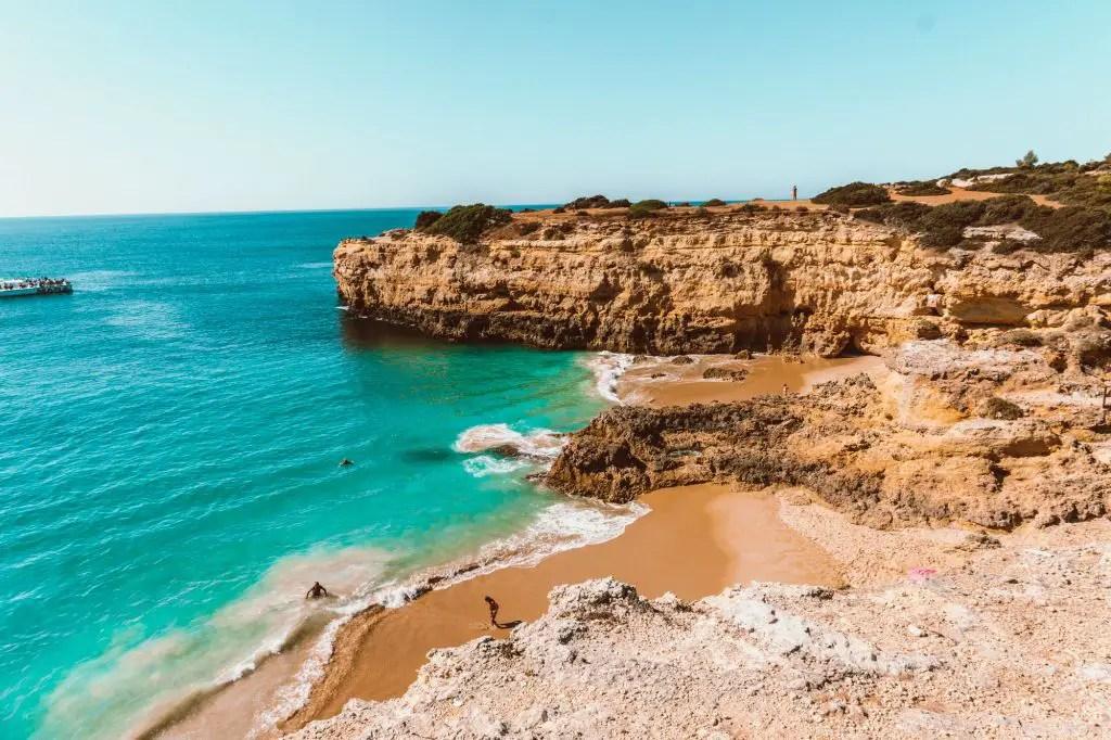 Algarve Praia Albandeira