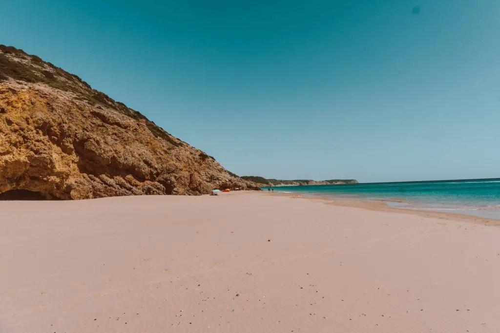 Praia Das Furnas Portugal Algarve