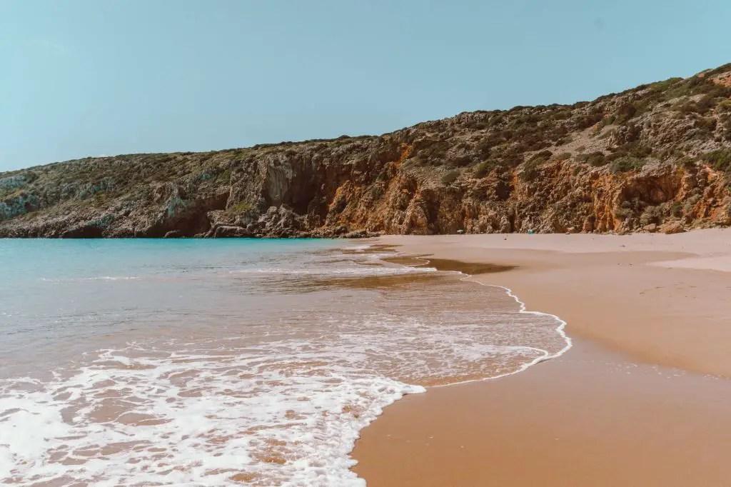 Praia Das Furnas Algarve