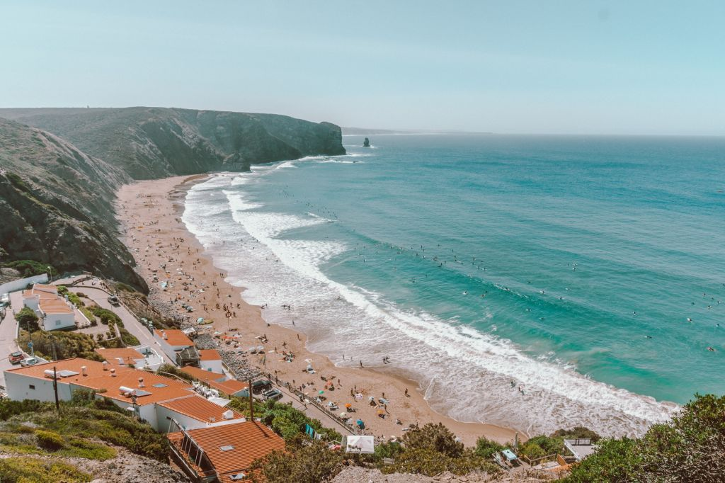 Arrifana Algarve Portugal