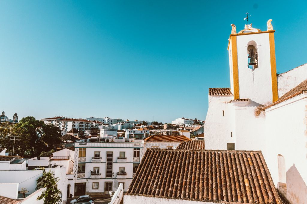 Tavira Town Portugal