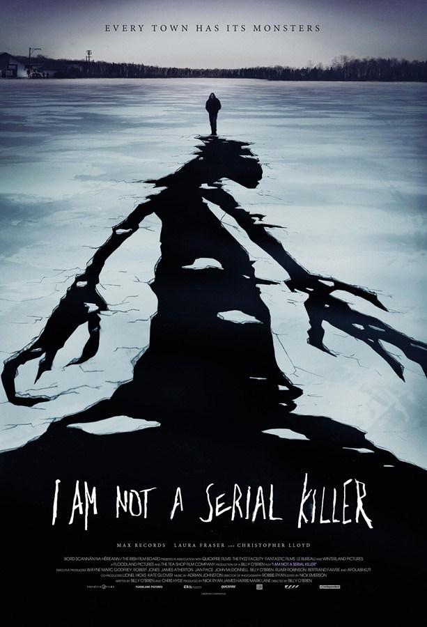 I Am Not A Serial Killer : serial, killer, Fantasia, Review, Serial, Killer, Newman