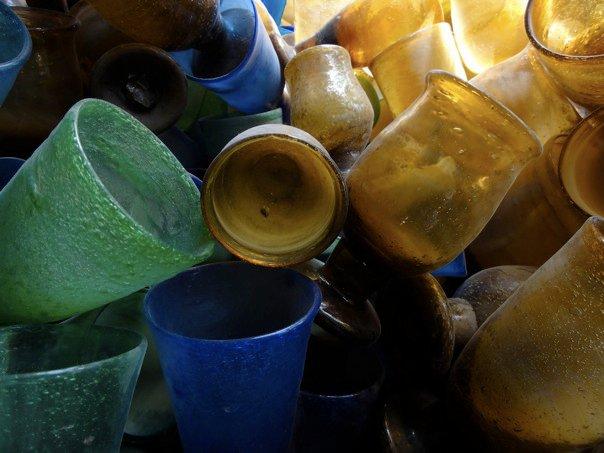 Glas från Herat, Afghanistan. Foto: Johnny Friskilä