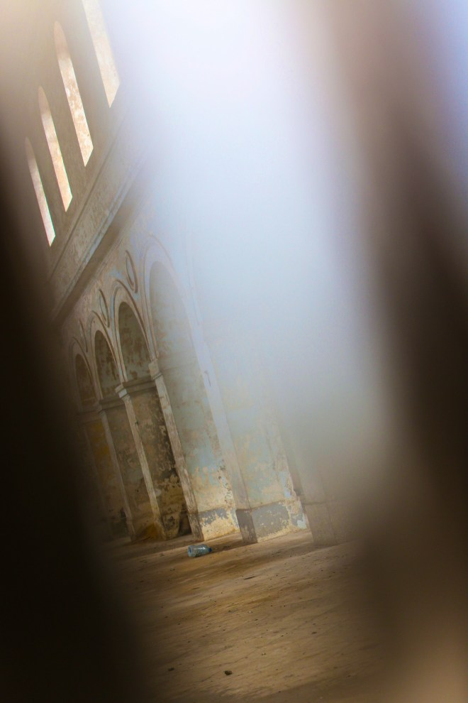 Eglise St Louis, Oran. Foto: Johnny Friskilä