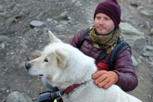 Fossil hunting Svalbard-4
