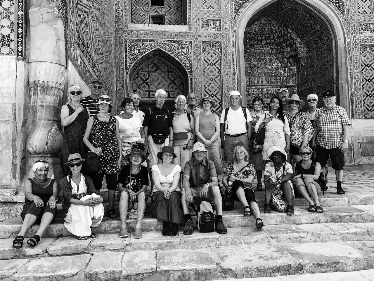 Uzbekistan 2017 Black White-14