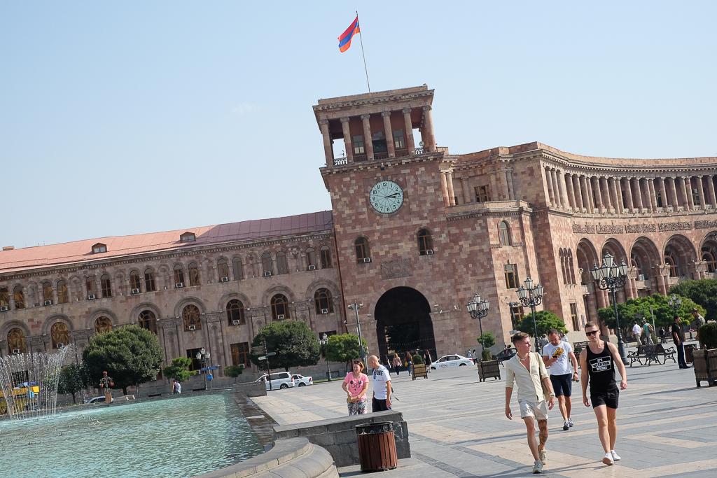 Republic Square Yerevan Jerevan-1