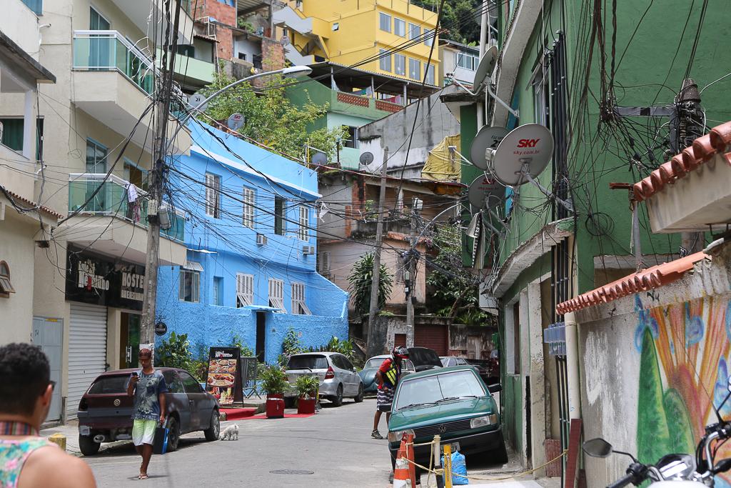Favela Vidigal Rio-1
