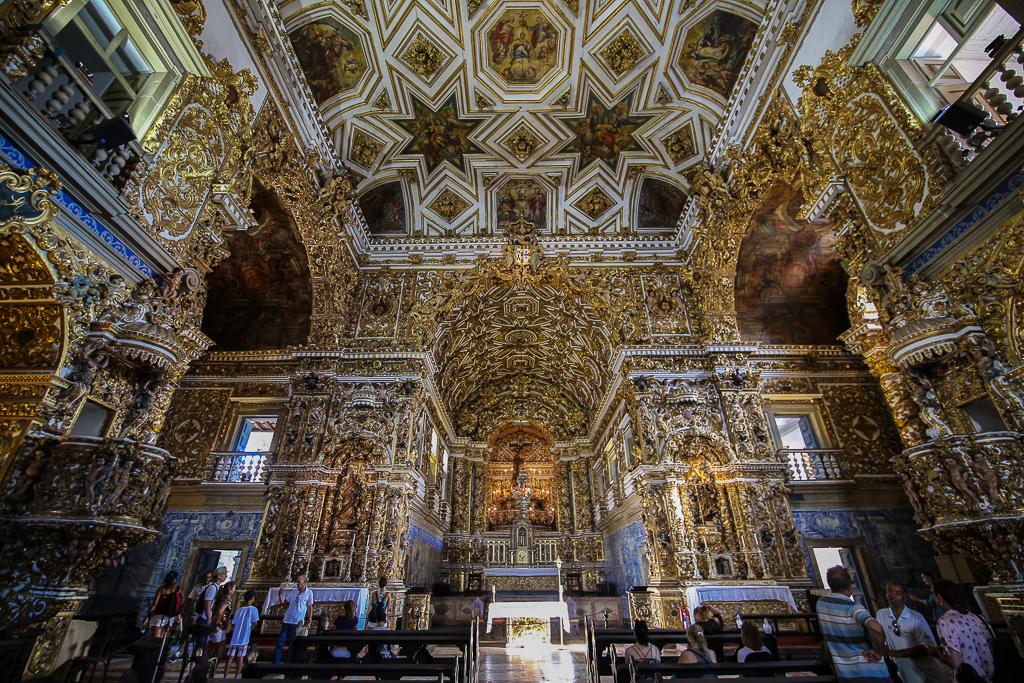 São Francisco Church Salvador-1