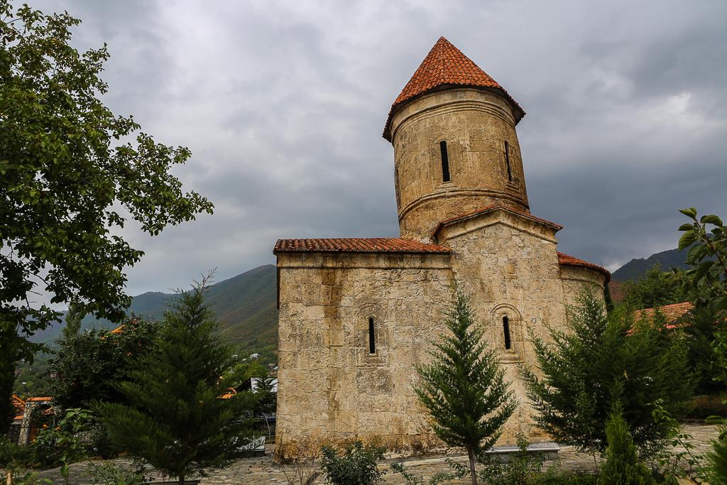 Azerbaijan Kish church 2014-1