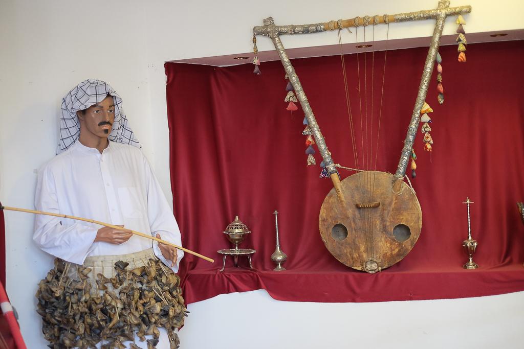 Kuwait National Museum Instruments-1