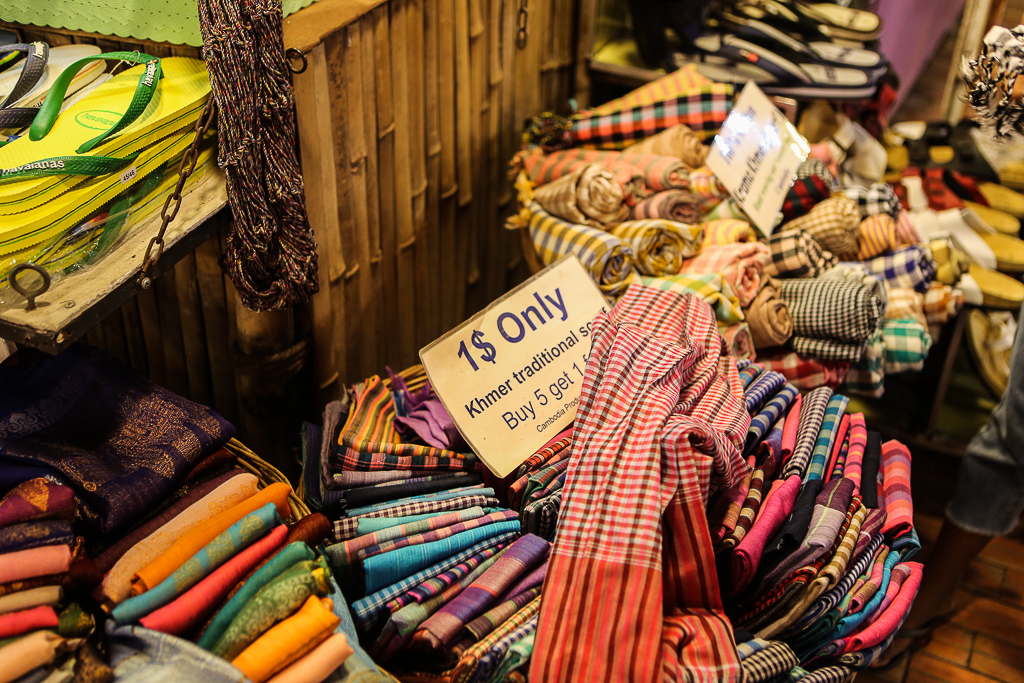 Siem Reap Night Market-2