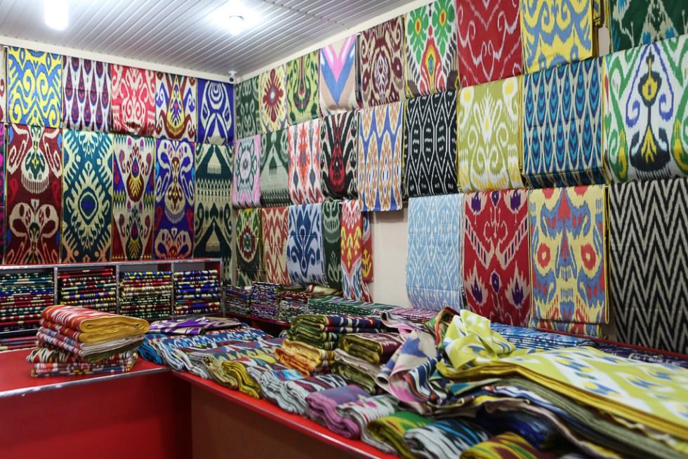 Bukhara Market-5254