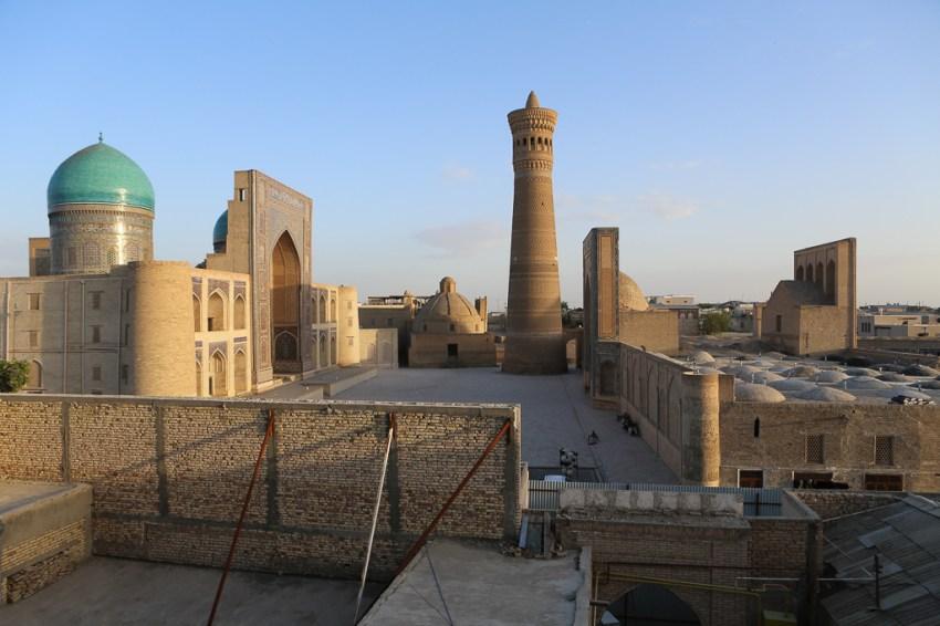 Bukhara viewpoint restaurant-5170