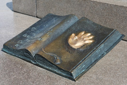 Hand of the President Almaty-5885