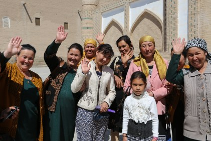 Khiva Happy Women Serious Girl-5017