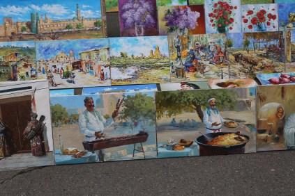 Paintings at Broadway Tashkent-5461
