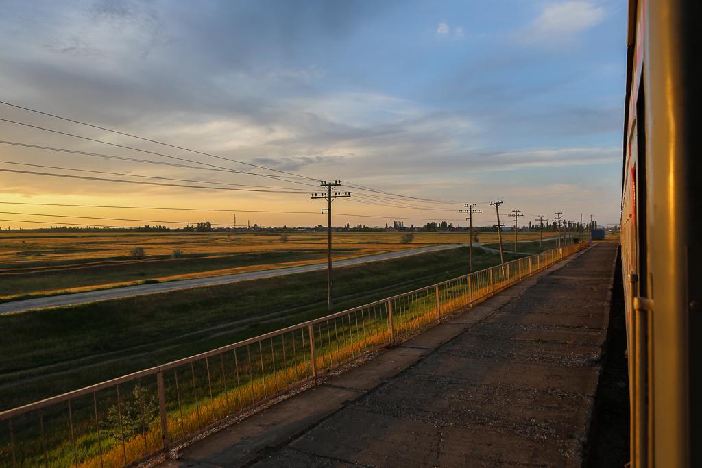 Russian Train 374 Dagestan-8491