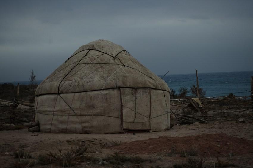 Yurt Issyk Kul Kyrgyzstan-0754