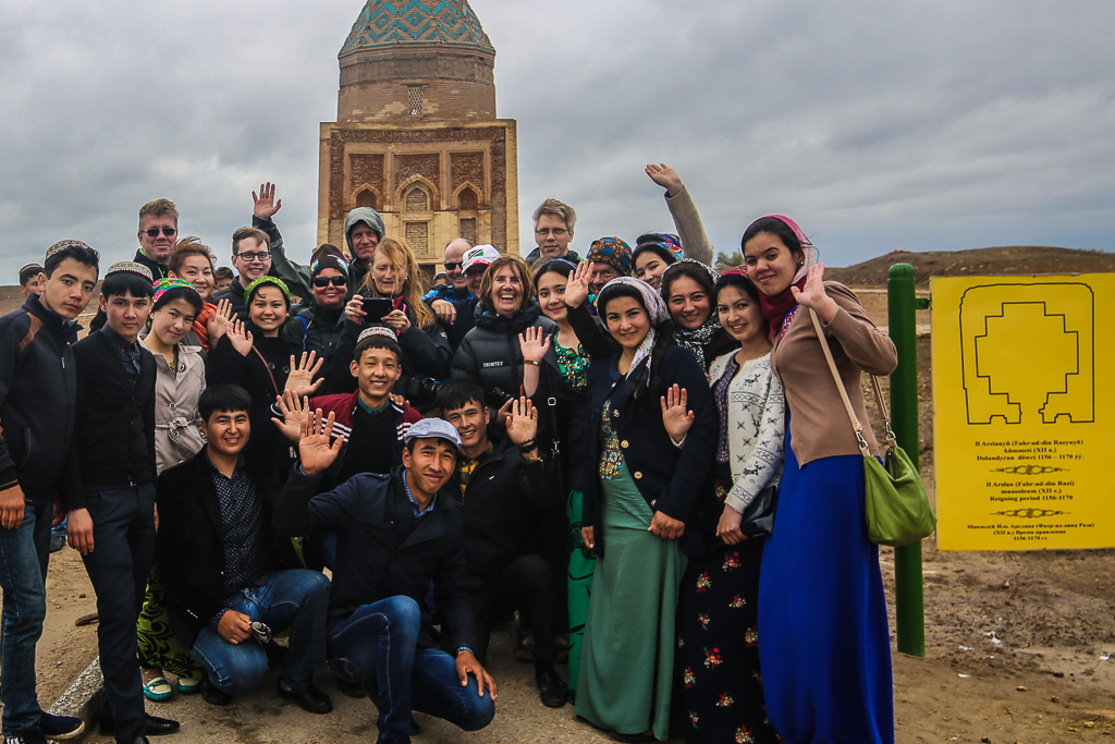 Kunya Urgench Turkmenistan-1985