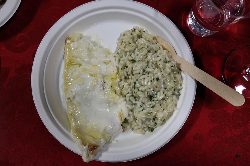 Risotto with herbs-8732