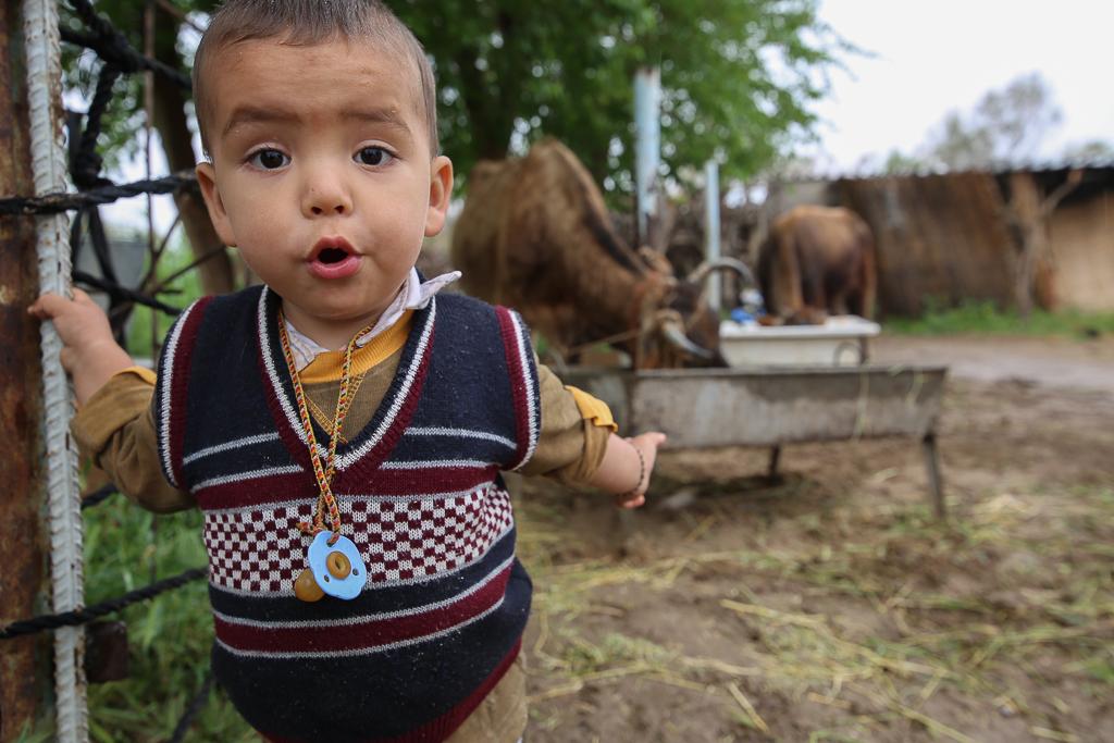 Village life Turkmenistan-1593