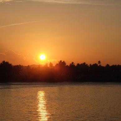 Galle-sunrise