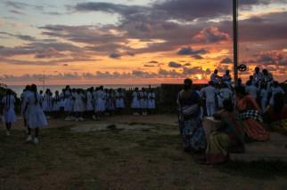 Galle-sunset