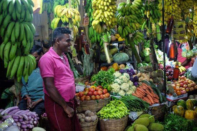Nuwara Eliya-fruit-market