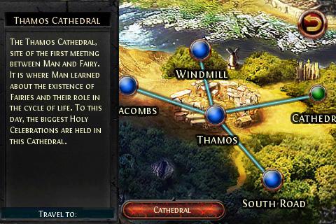 Dungeon Hunter Map