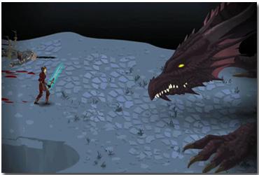Dragon Age: Journeys Screen 1