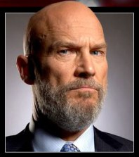 Bridges as Obadiah Stane
