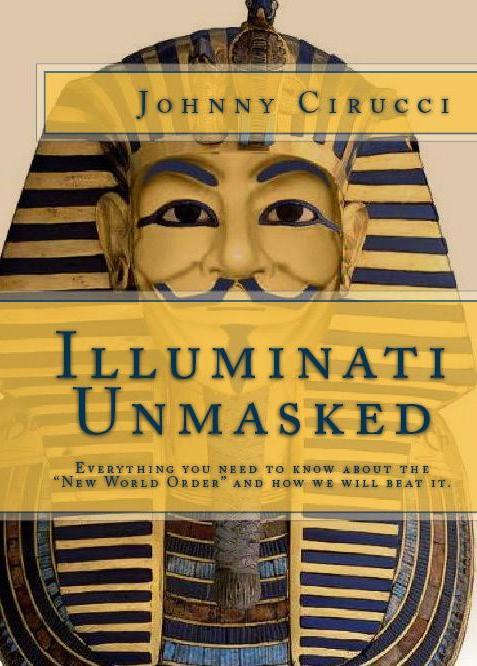 Illuminati Unmasked cover [front]