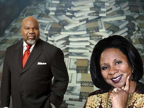 Prosperity Preacher