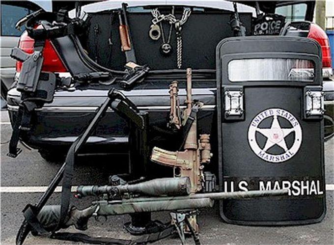 militarized marshalls