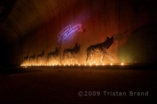 Tunnel Art 10