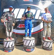 CJ top podium spot on Saturday in Chicago