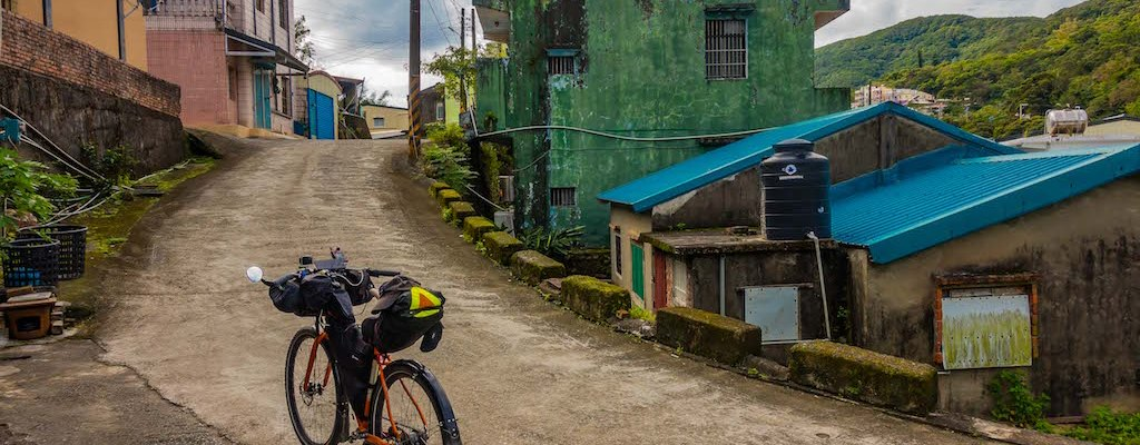 Adventure Cycling in Taiwan (Part 1)