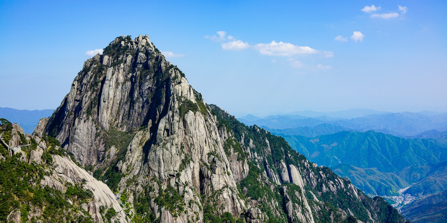 Image result for huangshan mountain