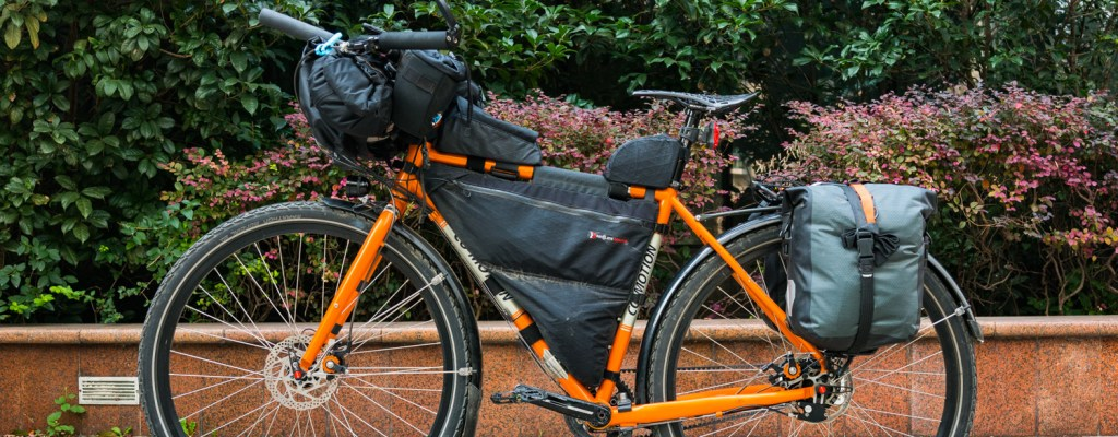 Gear Review: Ortlieb Gravel Pack