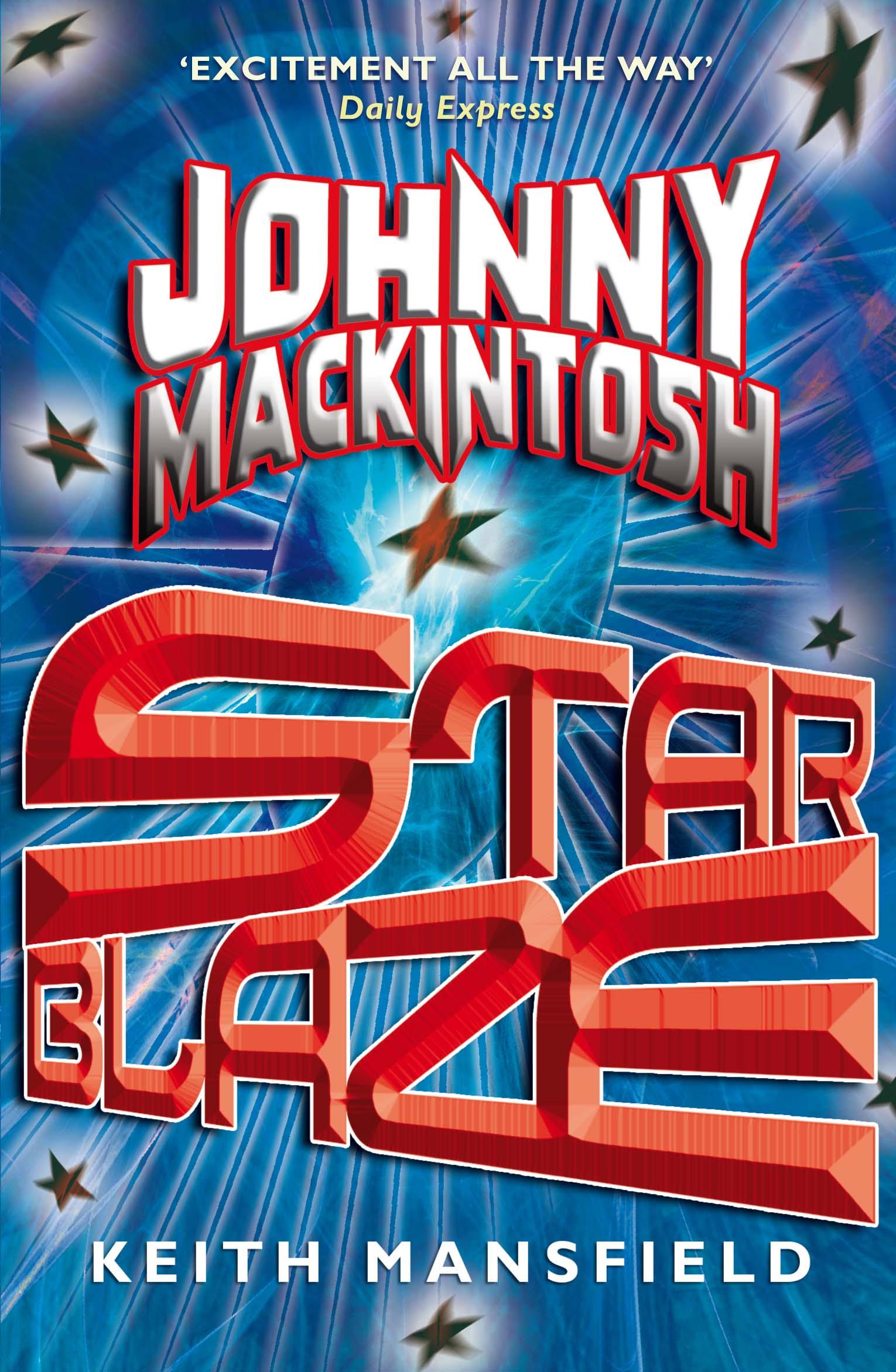 Star Blaze cover