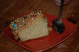 Kuchen ohne Alles