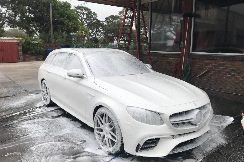Hand Wash - Mercedes