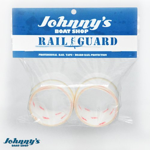 Johnnys Boat Shop Rail Guard