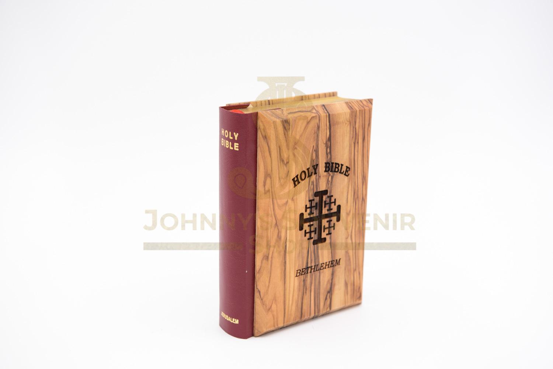 Olive Wood Bible
